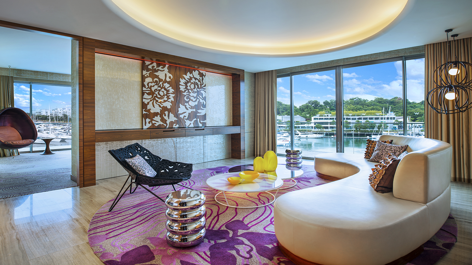 Marvelous Suite at W Singapore - Sentosa Cove