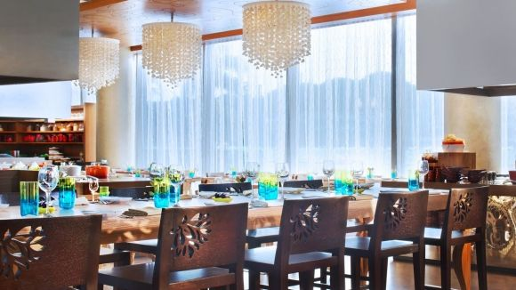 The Kitchen Table At W Singapore   Sentosa Cove